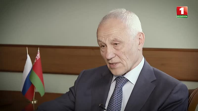 Анонс: Государственный секретарь Союзного государства Григорий Рапота Разговор у Президента