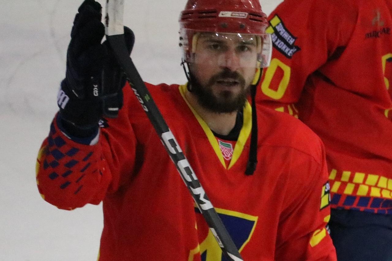 Хоккейный клуб «Лида» провел два домашних матча чемпионата страны в экстралиге «А»