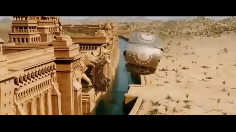 Indian superhero landing