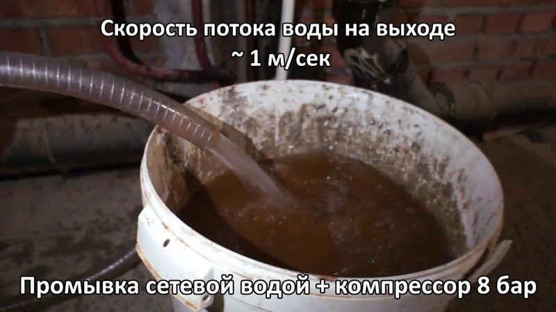 Промывочный компрессор БУЧА К