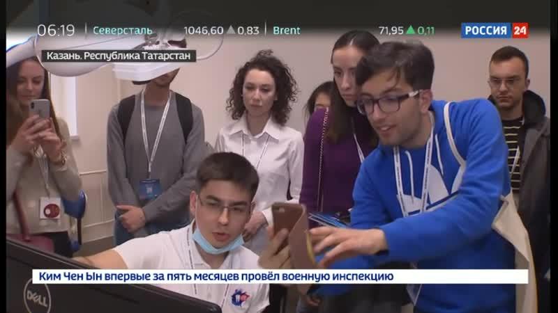 Студентам стоматологам из ЕС показали российскую симуляционную поликлинику