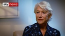 Helen Mirren on absolute power and playing Catherine the Great