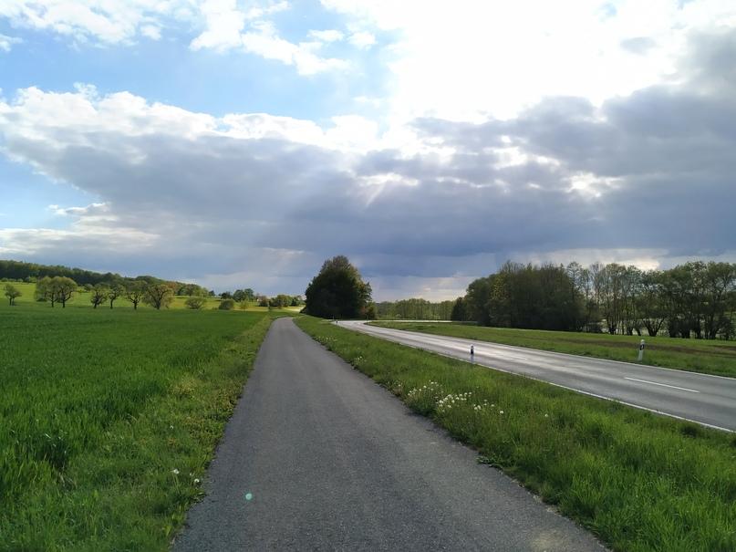 Пешеходная / велосипедная дорожка