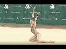 ЧЕРКАСОВА СОФИЯ 2006 БУЛАВЫ Ginnastica ritmica, Die künstlerische Gymnastik