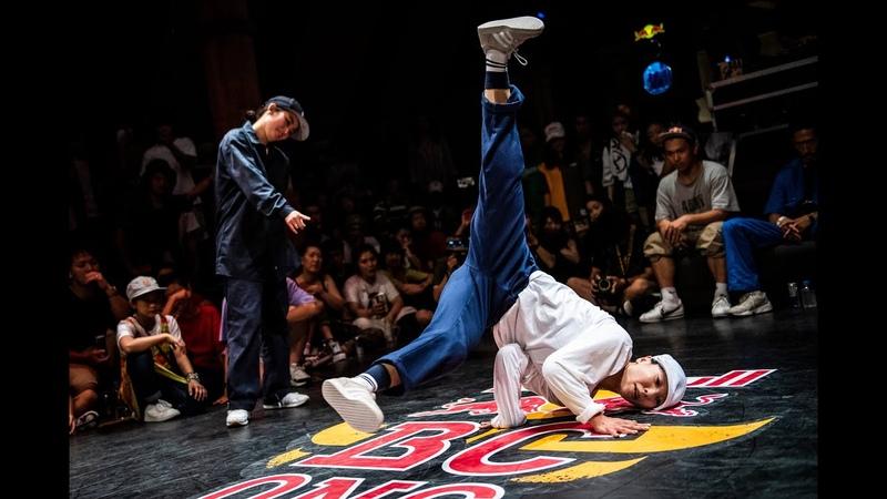 B-Girl AYUMI vs. B-Girl Annasty | Red Bull BC One Cypher Japan 2019 Final