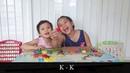 ABC Alphabet Song with Thùy Trâm and Anh Thư