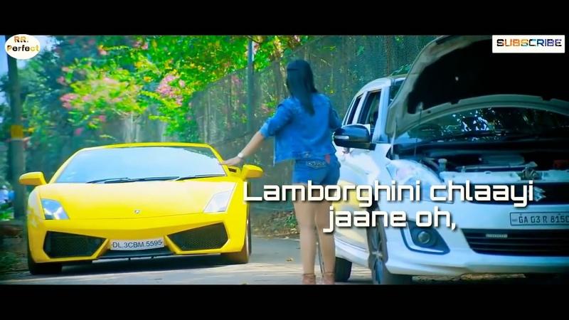 Lamborghini full video song lyrical gajendra verma doorbeen ft Ragini latest punjabi song
