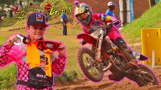 Haiden Dangerboy Deegan 2019 Loretta Lynns Race 1 Recap