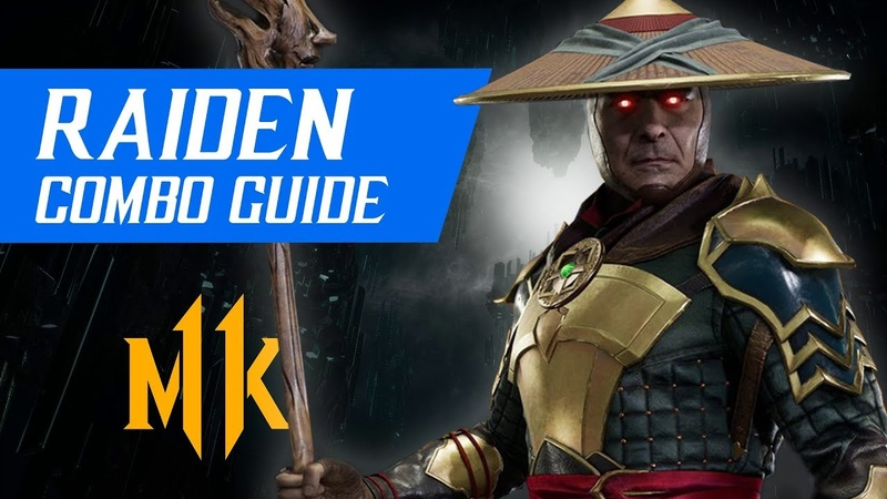 Raiden Combo Guide