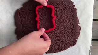 Скалка для печенья с узором   Скалка для теста деревянная с рисунком #узорноепеченье