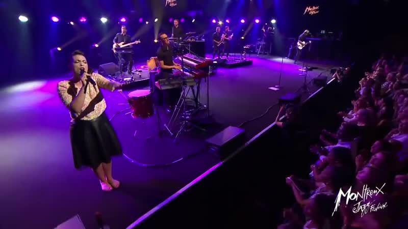 Caro Emerald Liquid Lunch Live at Montreux Jazz Festival Joined