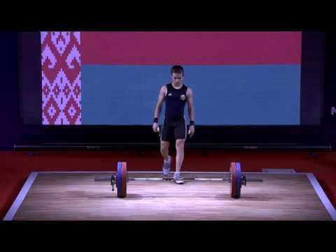 Егор Попов (BLR) - Junior Men 55kg, European Junior U23 Championships, Bucharest 2019