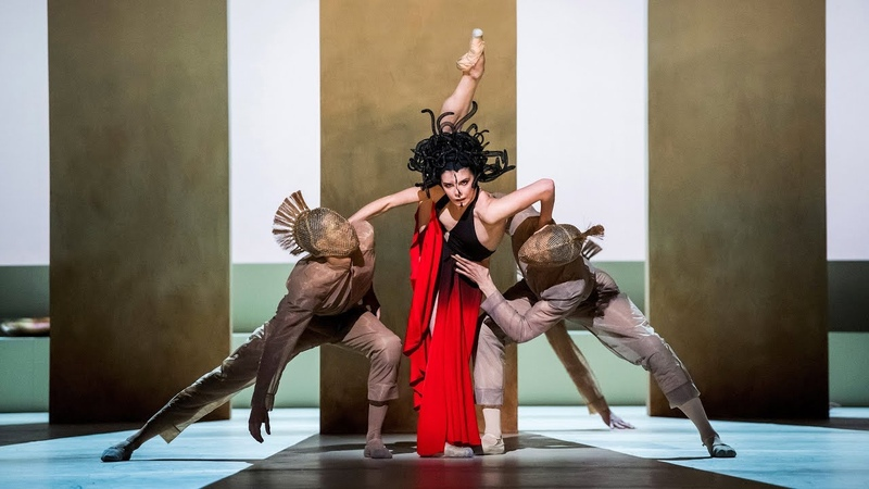 Sidi Larbi Cherkaoui on the creative process behind his new work Medusa The Royal Ballet