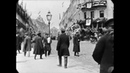 May 1896 - Tverskaya Street in Moscow, Russia (speed corrected w/ added sound)