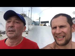 Видеоотчет вкратце о марафоне по горам  44 км за 8:30 минут
