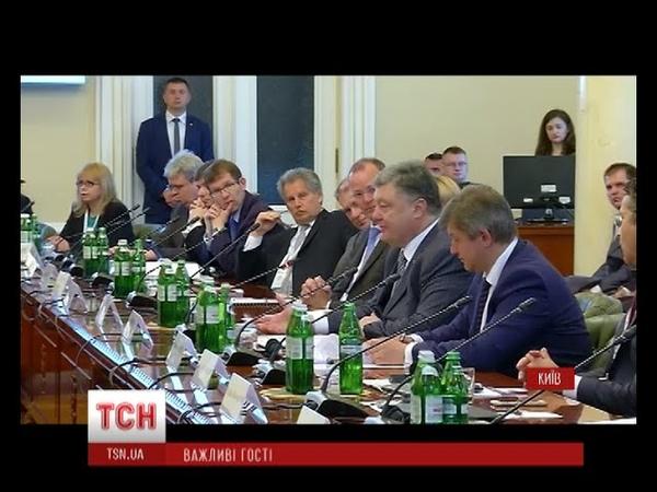 В Києві вперше відбулось засідання Регіональної групи МВФ та Світового банку