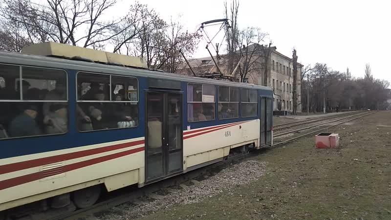 К1 №484 Никопольское шоссе - Улица Отчизны г.Кривой Рог