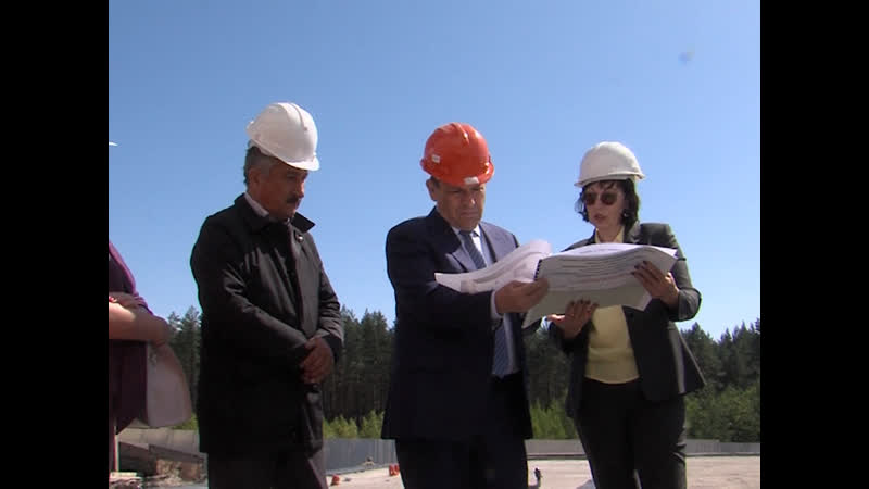 Новый жилой корпус Красностекловарского психоневрологического интерната достроят в 2020 году