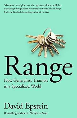 David Epstein] Range  How Generalists Triumph in