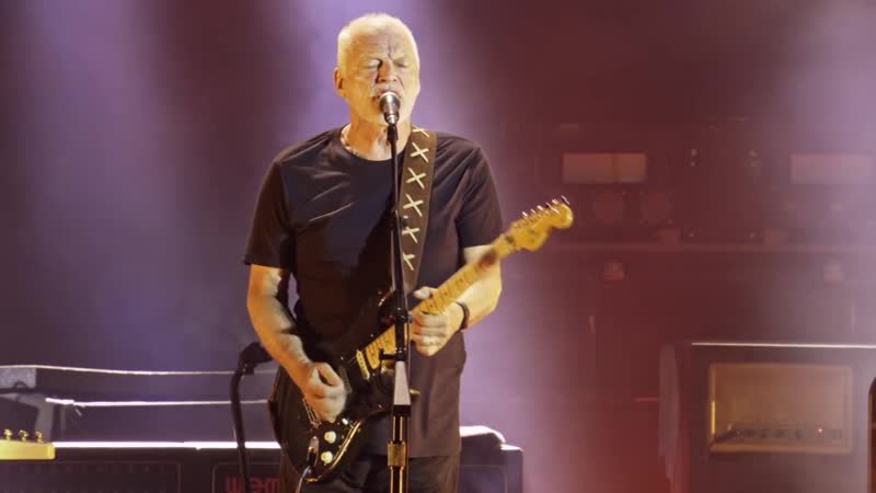 David Gilmour - What Do You Want from Me