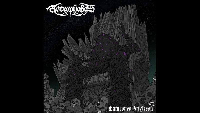 Astrophobos - Enthroned in Flesh (Full EP)