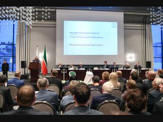 Президент Татарстана принял участие в заседании коллегии Комитета по охране объектов культурного наследия