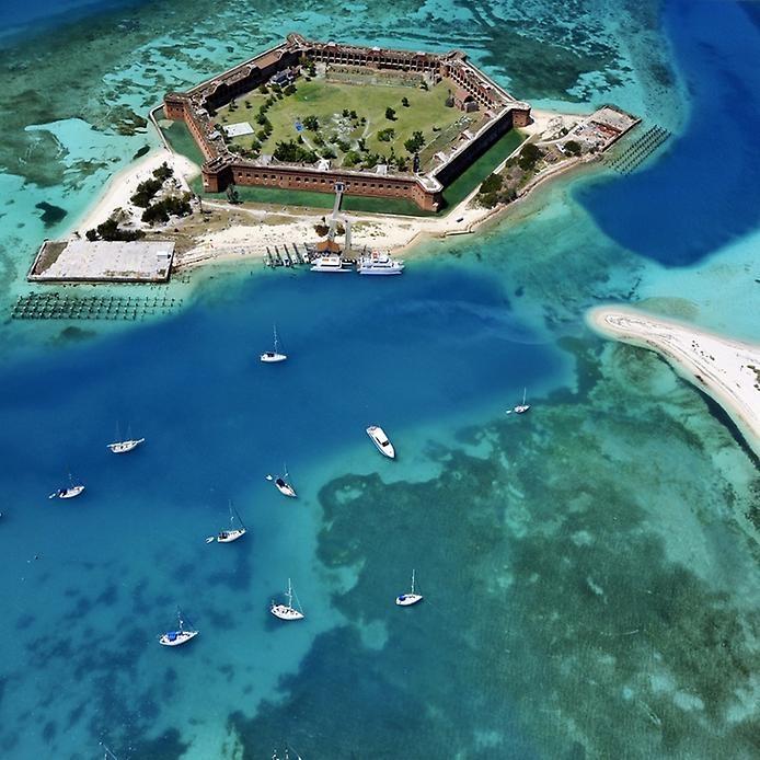 Остров Драй Тортугас, изображение №6