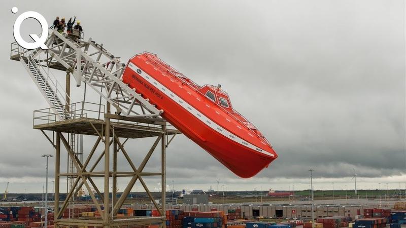 Modern Boat Technologies and Amazing Heavy Sea Equipment
