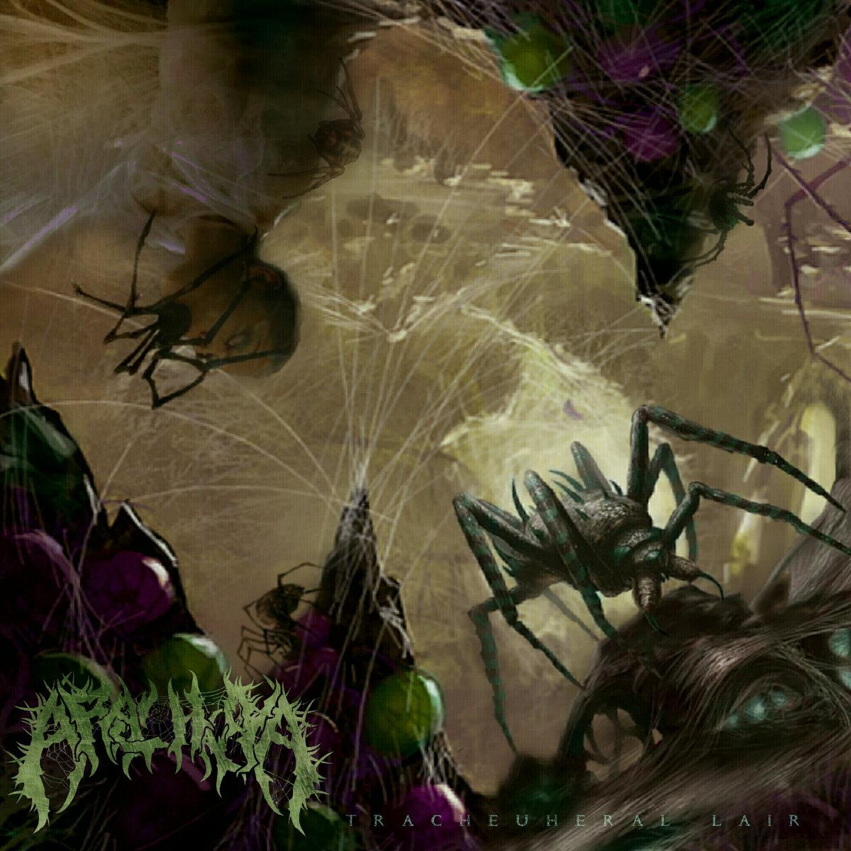 Arachnoia – Tracheuheral Lair [EP] (2019)