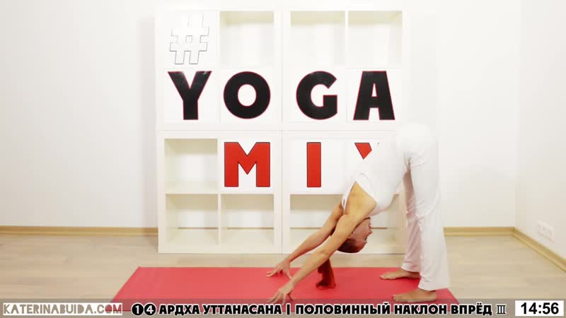 1 YOGAMIX ¦ БАЗИС ¦ Тренировка на 30 минут ¦ Йога для начинающих ¦ Yoga for beginners