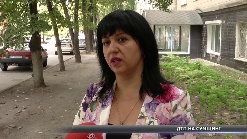 Одна смертельна та одна із постраждалою дві ДТП у Шосткинському районі