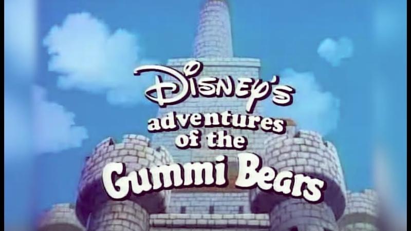 Disney's Gummi Bears Intro HD