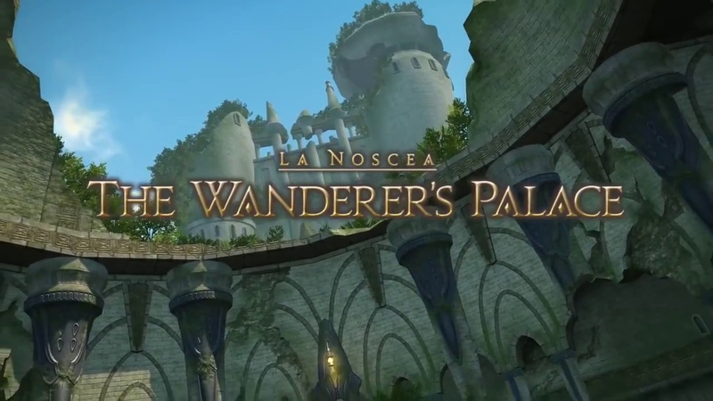 FFXIV OST A Tonberry's Tears Wanderer's Palace