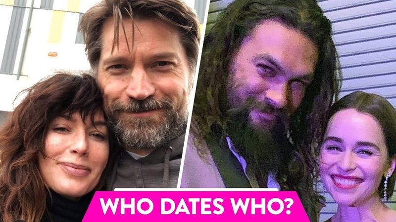 Game of Thrones: The Real-Life Couples Revealed   ⭐OSSA