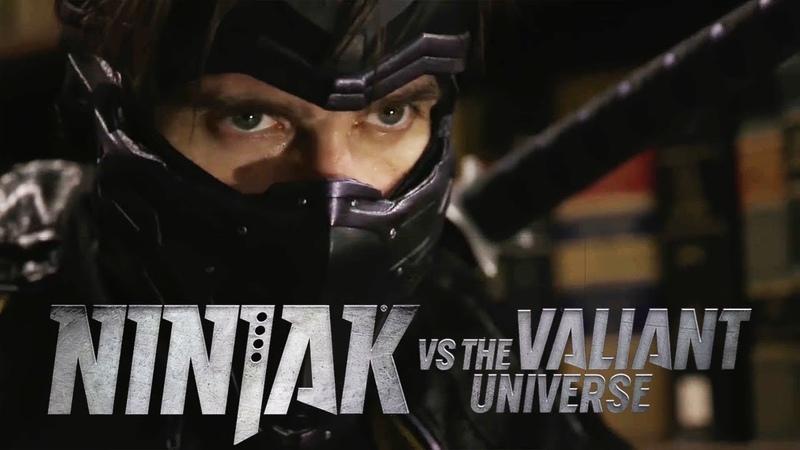Ninjak Vs The Valiant Universe Episode 1