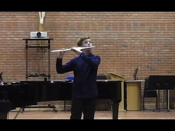 Students concert Igor Mikhailovsky Woldingham School UK