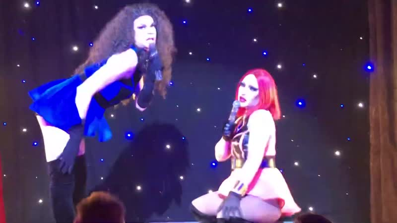 Roxy Hart Miss Shamina Нам будет жарко