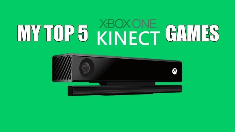 Примеры игр на Xbox one Kinect