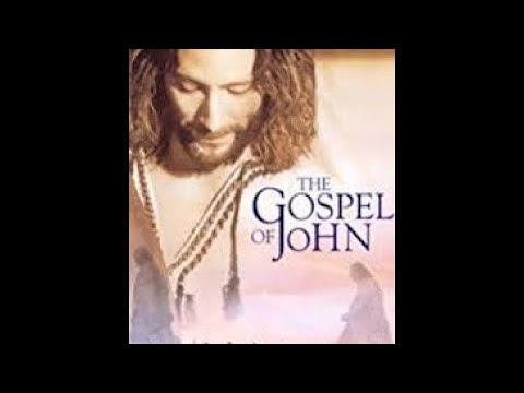 Koko elokuva Jeesus JOHANNEKSEN EVANKELIUMI Full movie The Gospel of John Suomi Finnish
