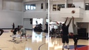 Paul George ACTIVE In Clippers Practice But Did Not Scrimmage, Lou Williams Dominates NBA ESPN