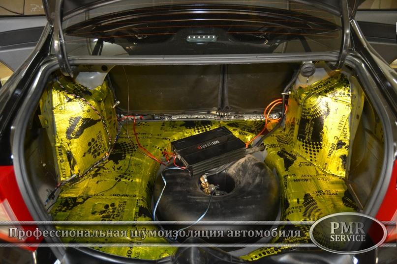 Шумоизоляция Datsun on-DO, изображение №16