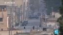 SYRIE 5 civils et 1 journaliste tués dans un bombardement de l'armée turque