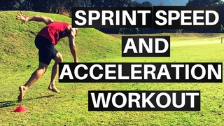 Training Explosive Speed Acceleration Sprint Speed Workout Soccer Sprint Training