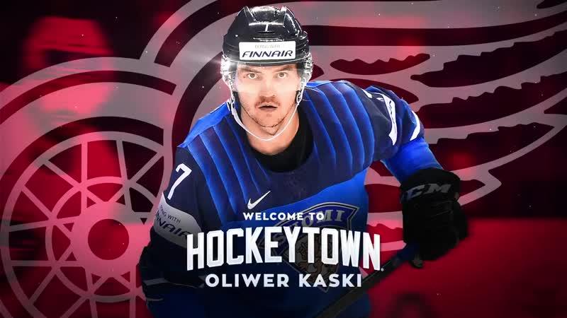Oliwer Kaski Highlights