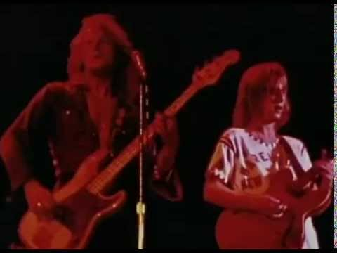 Humble Pie - I Don't Need No Doctor (Live LA Forum 1973)