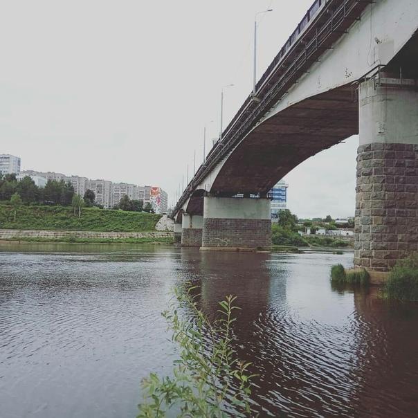 Вятка. Старый мост  ranga_den