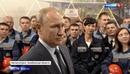 Вести После визита в Иркутскую область Путин прибыл в Челябинскую