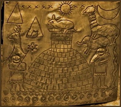ЗАГАДКА ИСЧЕЗНУВШЕЙ КОЛЛЕКЦИИ ПАДРЕ КРЕСПИ. Коллекцию древних артефактов Падре Креспи собирал более 50 лет. В ней были загадочные золотые пластины с рисунками, на которых могла быть информация