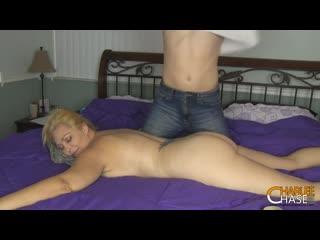 Молодой сделал массаж и трахнул зрелую, sex milf mom mature woman porn oil massage tit fuck HD (Инцест со зрелыми мамочками 18+)