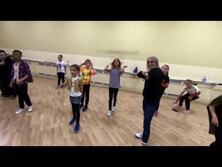 HIP-HOP для детей 9-11 лет - Педагог: Жанна Кутова